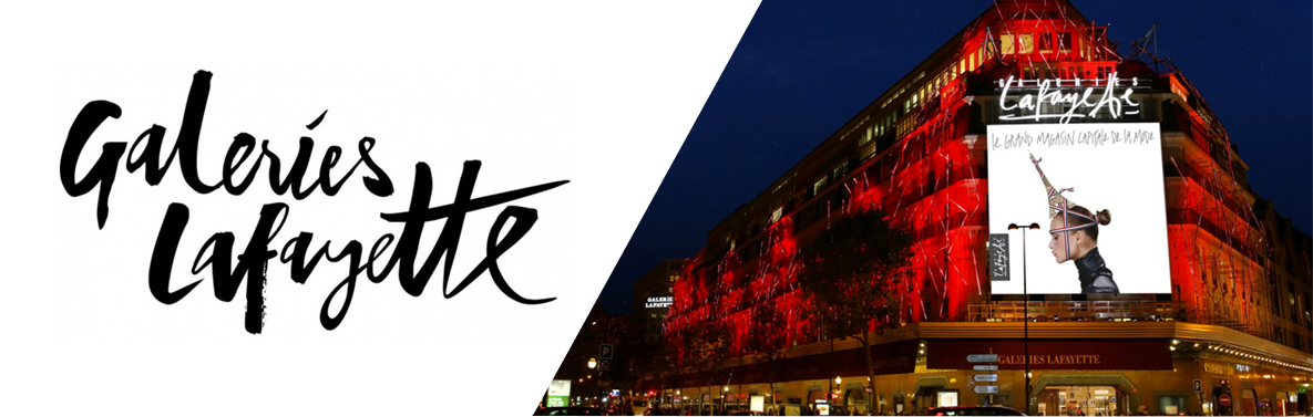 Galerieslafayette是欧洲最大的百货公司,这里汇集3500多个国际品牌