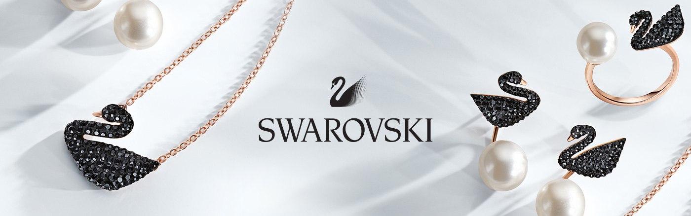 swarovski 为全球首屈一指的精确切割仿水晶制造商